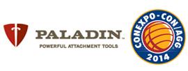 Paladin at Conexpo